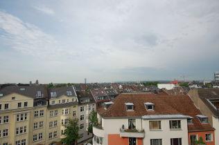 Dachgeschosswohnung in Düsseldorf  - Pempelfort