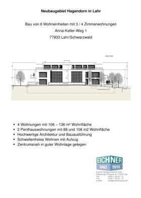 Penthouse in Lahr  - Hugsweier