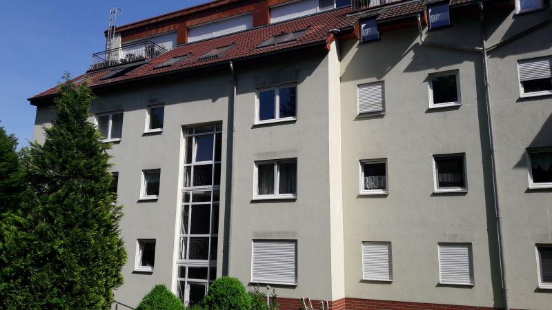Sonnige 2-Raum-Eigentumswohnung mit Balkon in Dresden-Lockwitz