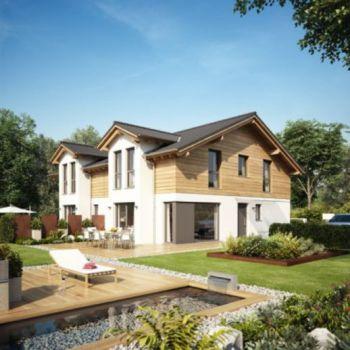 Ihr Doppelhaus Auf Großem Grundstück