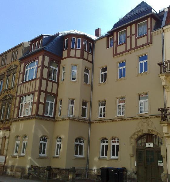 Schnäppchen!Helle, freundliche, renovierte DG Zweiraumwohnung mit EBK,  in Sebnitz, Schillerstr. 19 Provisionsfrei!