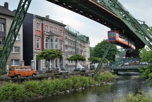 Wohnhaus mit Gewerbe in Wuppertal  - Barmen
