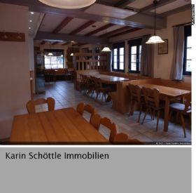 Gastronomie und Wohnung in Dettenhausen
