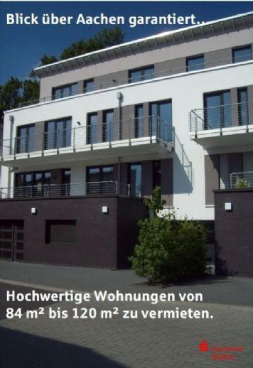 Blick über Aachen garantiert...