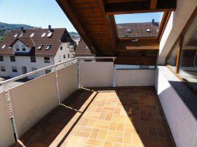 Dachgeschosswohnung in Aalen  - Wasseralfingen