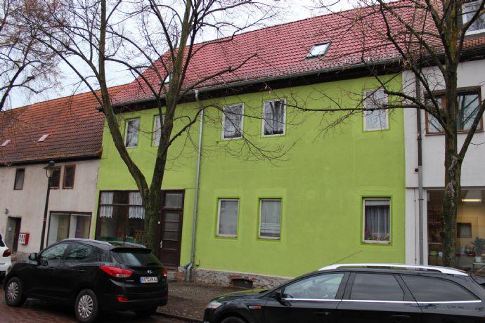 Teilsaniertes Wohn- und Geschäftshaus in Radegast zu verkaufen