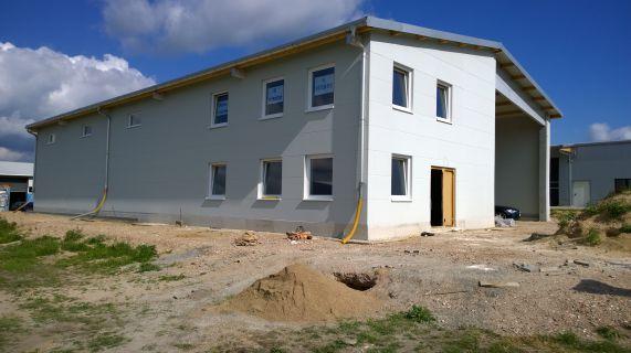 Neubau - Büroflächen in Salzhausen!