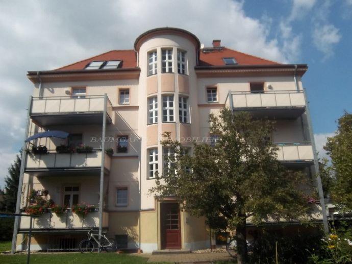 KAPITALANLAGE  Dresden schmucke 2 Zimmerwohnung  mit Balkon in Niedersedlitz - einfach anschauen....