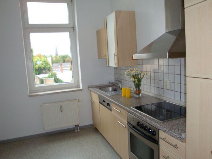 WG-geignete Wohnung mit Einbauküche