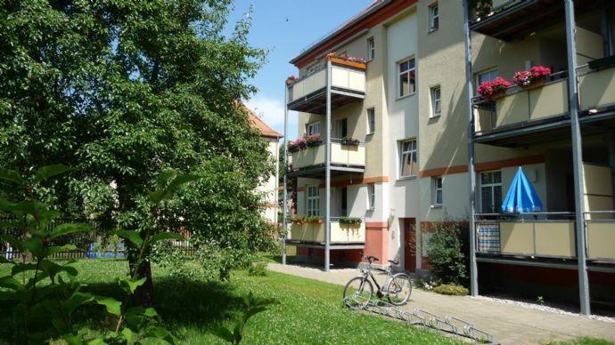 KAPITALANLAGE   - in ruhiger Lage von Dresden Tolkewitz - schmucke 2 Raumwohnung mit Balkon