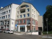 in City-Lage: 3 freundlich helle Büroräume zu vermieten
