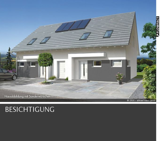 ... Haus Mit Keller Neubau Generationenhaus Für Die Familie Mit Keller  Garage Und ...