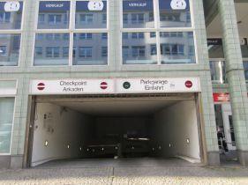 Stellplatz in Berlin  - Kreuzberg