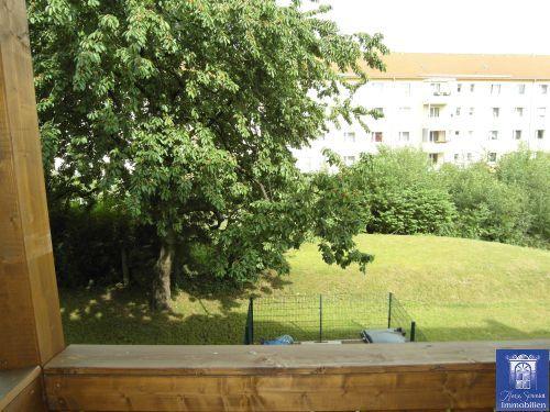 Freundliche Familienwohnung mit großem Balkon und Wohnküche!
