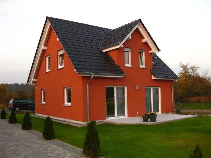 Dieses Einfamilienhaus ist Ideal für junge Familien.