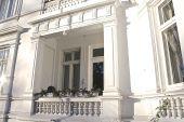 Herrschaftliche Villa im Bergedorfer Villengebiet