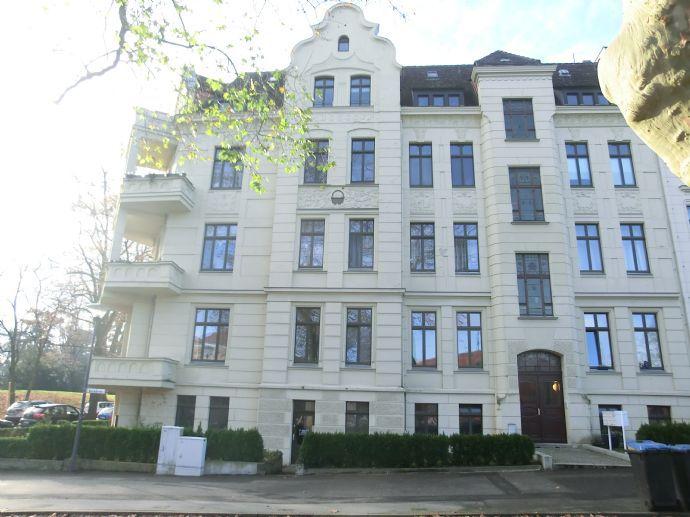 Gemütliche 2-Zimmer-Wohnung auf 2 Ebenen in beliebter Lage nahe dem Stadtpark von Görlitz