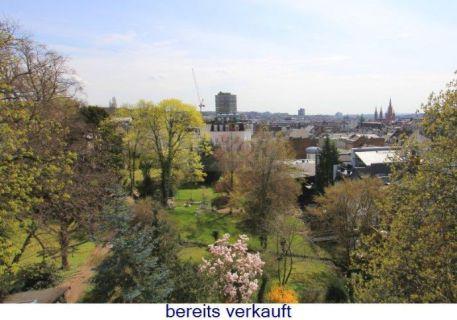 Perfektes Penthaus in grüner Citylage / Neubau-Erstbezug / verkauft