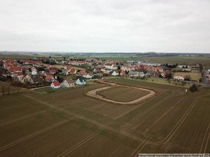EFH-Bauplatz zum kleinen Preis in Niederau OT Ockrilla!