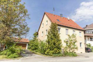 Zweifamilienhaus in Balingen  - Erzingen