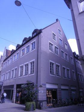 Maisonette in Augsburg  - Innenstadt