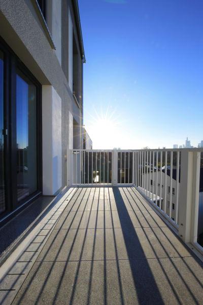 First-Class-Wohnen auf 139 m² in bester Lage Frankfurts *Erstbezug*