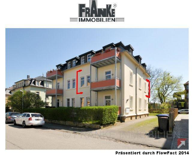 Großzschachwitz - 3-Zi.-Wohnung mit Balkon und Südwestausrichtung