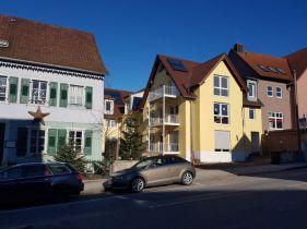 Dachgeschosswohnung in Nieder-Olm