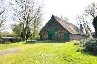Bauernhaus in Lilienthal  - St. Jürgen