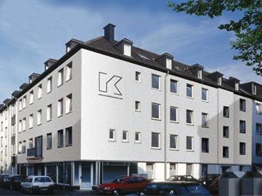 Krefeld Stadtmitte! Sonnige 3 Zimmer Wohnung mit Balkon!