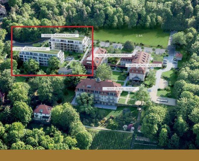 """Modernes Wohnen im historischen Ambiente: """"KÖNIGIN MARIA"""" (Whg. 22)"""