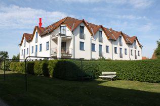 Etagenwohnung in Roggendorf