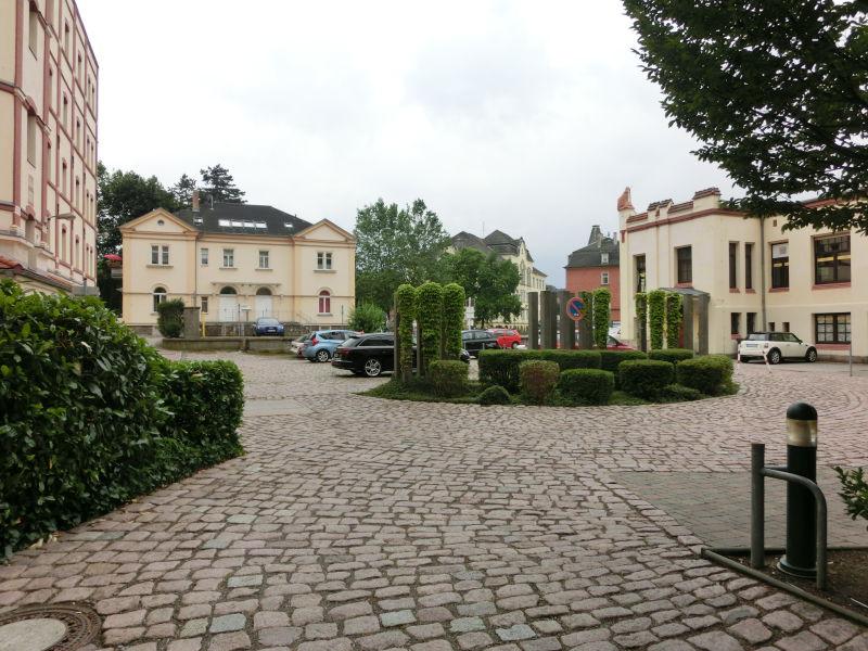 Eigentumswohnung in Freital in einem aussergewöhnlichem Objekt