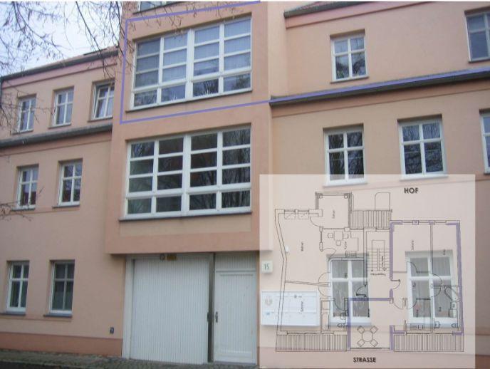 DREIraumWOHNUNG in Kirchhain, Lindenstr.
