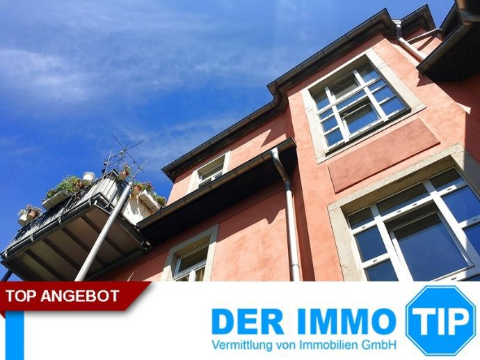 Attraktives Mehrfamilienhaus in Dresden-Kaditz