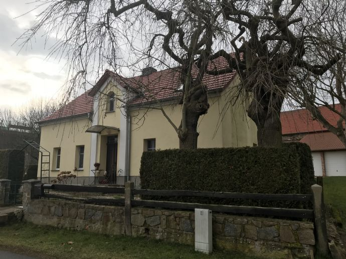 Einfamilienhaus in Kodersdorf bei Görlitz