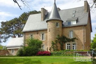 Schloss in Locoal Mendon