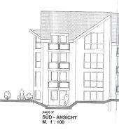 EntwicklungsProjekt: Neubau mit 4 WE, am Wald, Grundstück mit Planung...