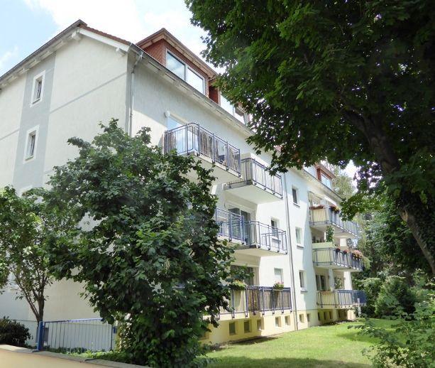 2-Zimmer-Eigentumswohnung in Klotzsche zur Eigennutzung oder Kapitalanlage.