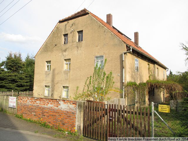 Landlust?!? Wohnhaus mit Nebengelass sucht neuen Hausherren! Nur 7km bis Riesa!