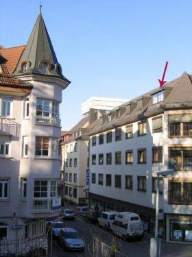 Besondere Immobilie in Freiburg  - Altstadt