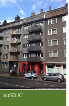 Dachgeschosswohnung in Düsseldorf  - Altstadt