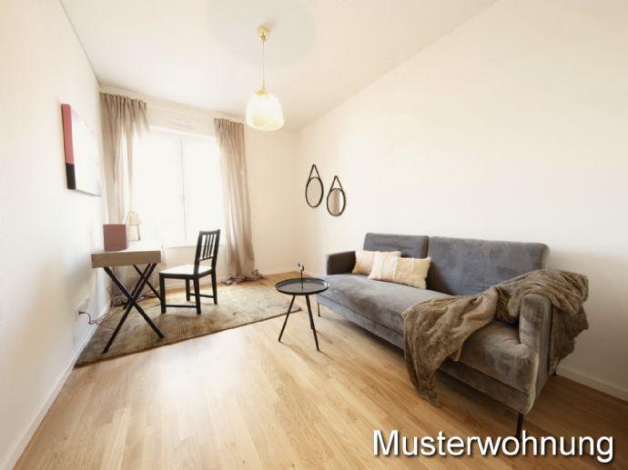 3-Zimmer-Luxuswohnung in bester Lage mit Einbauküche!