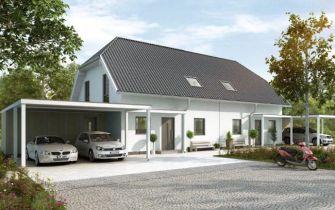 Doppelhaushälfte in Bopfingen  - Aufhausen