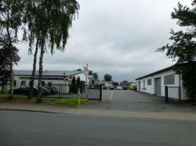 Halle in Rheine  - Schotthock