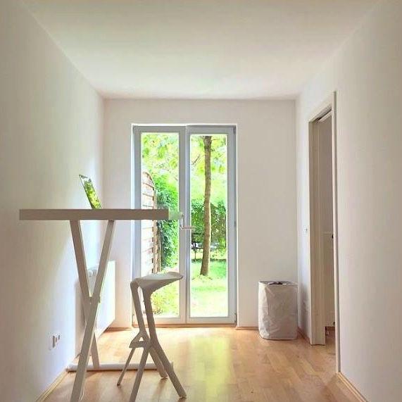 Hochwertige 2,5 Zimmer Neubauwohnung mit eigenem Garten