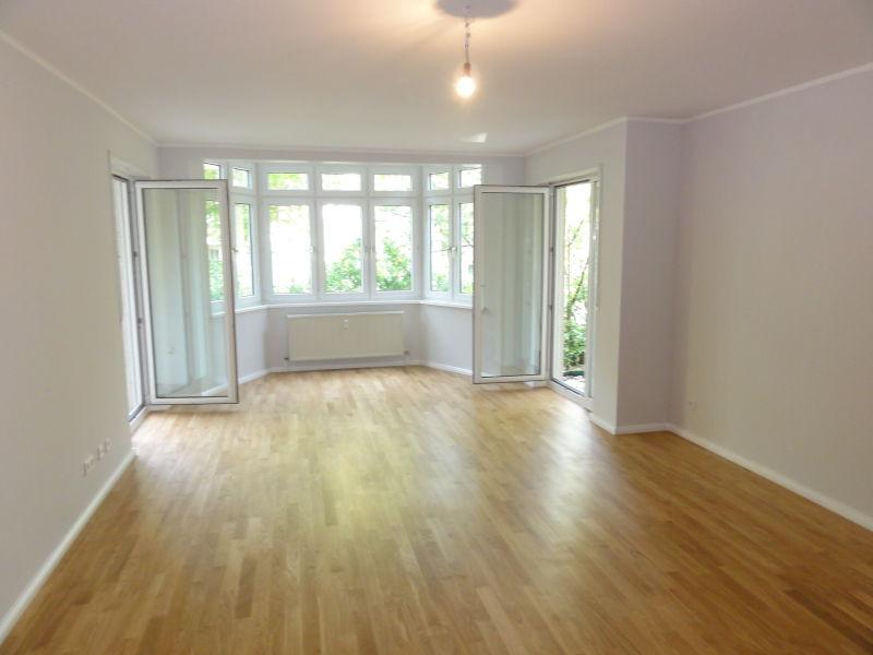 *Ein Traum für Familien* 5 Zimmer mit zwei Terrassen und Gartenanschluss