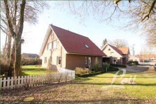 Einfamilienhaus in Barßel  - Barßelermoor