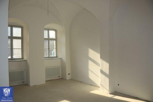 Wunderschöne Schloss-Wohnung mit originalem Kreuzgewölbe!