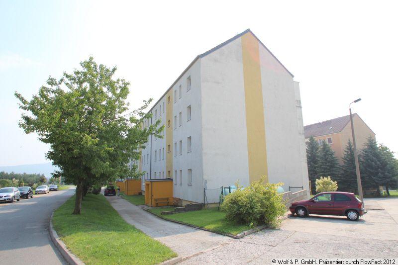 1-Raum-WE mit gebrauchter Einbauküche und Wannenbad im 2.OG